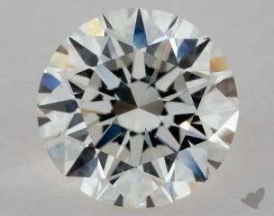Round 1.20, color I, VVS2  Excellent diamond