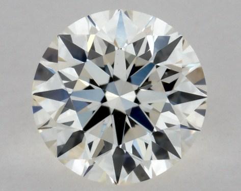 Round 0.23, color I, VVS2  Excellent diamond