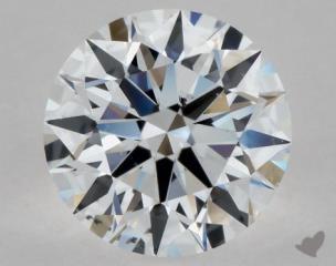 Round 0.71, color D, SI1  Excellent diamond