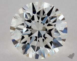 Round 1.14, color H, IF  Excellent diamond