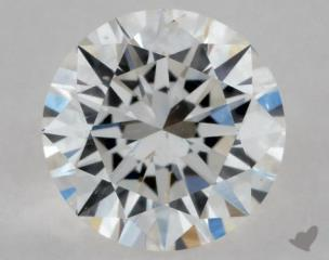 Round 0.32, color E, SI1  Excellent diamond