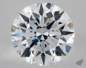 Round 0.71, color D, VS1  Excellent diamond