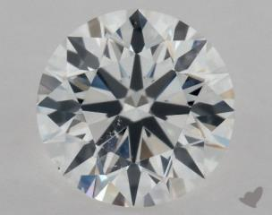 Round 1.05, color E, SI1  Excellent diamond