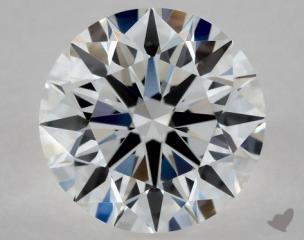 Round 0.82, color E, VVS2  Excellent diamond