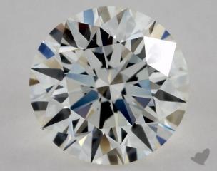 Round 0.90, color I, VVS2  Excellent diamond