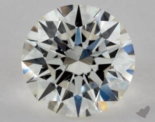 Round 0.90, color J, VS2  Excellent diamond