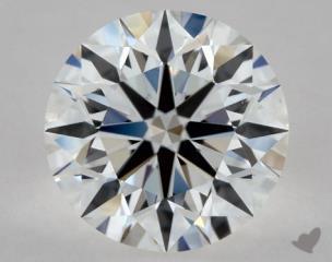 Round 0.80, color E, VS2  Excellent diamond