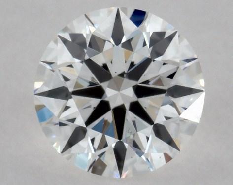 Round 0.23, color D, SI1  Excellent diamond