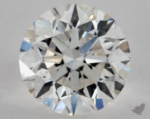 Round 0.92, color H, SI1  Good diamond