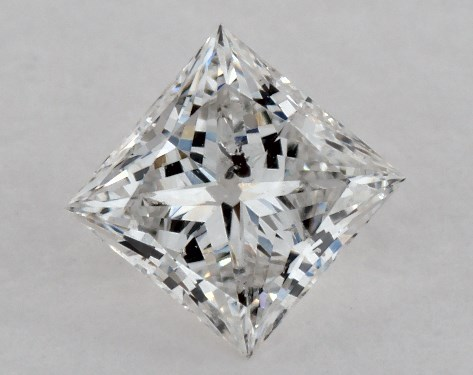 Princess 0.23, color F, I1  Very Good diamond