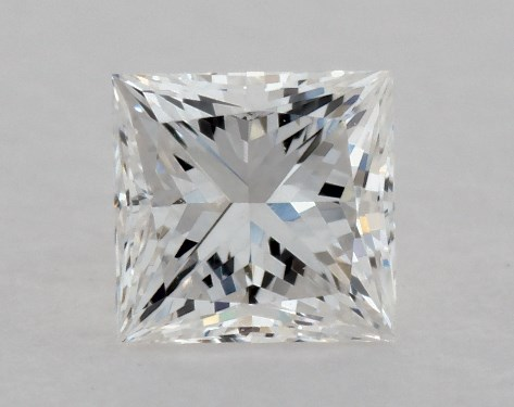 Princess 0.27, color F, VVS2  Very Good diamond