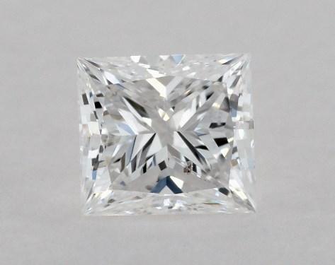 Princess 0.27, color D, SI2  Very Good diamond