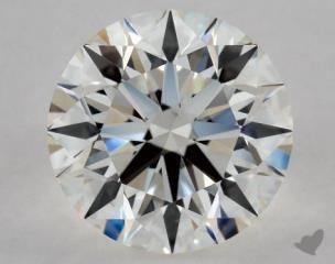 Round 0.91, color I, VS1  Excellent diamond