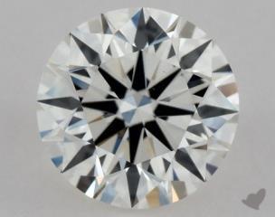 Round 0.71, color I, VS1  Excellent diamond