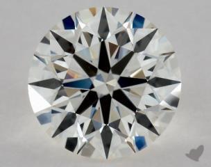 Round 0.82, color I, VS1  Excellent diamond