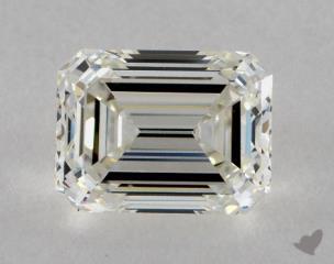 Emerald 0.91, color J, VS1  Very Good diamond