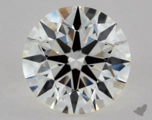 Round 1.27, color I, VS1  Excellent diamond
