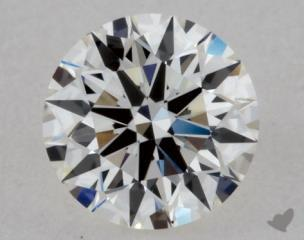 Round 0.35, color I, VS1  Excellent diamond