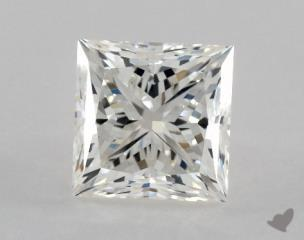 Princess 0.77, color I, VVS2  Very Good diamond