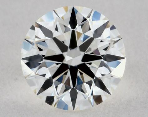 Round 0.62, color H, VS1  Ideal diamond