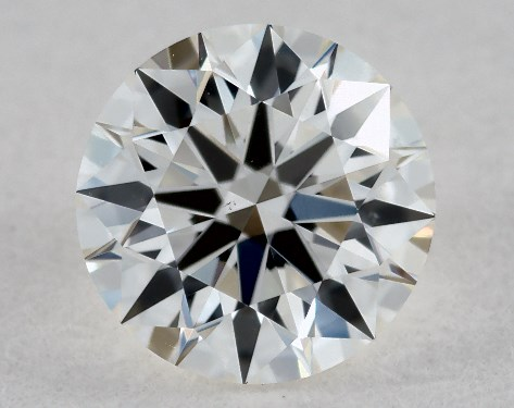 Round 0.67, color G, VS1  Ideal diamond