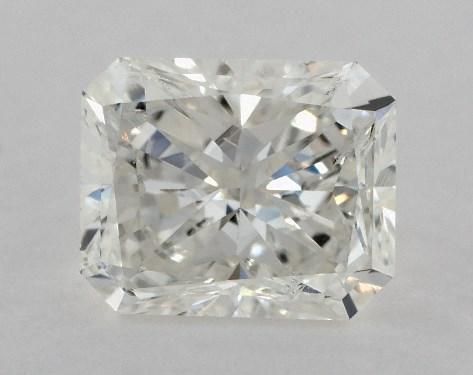 Radiant 0.71, color H, VS2  Good diamond