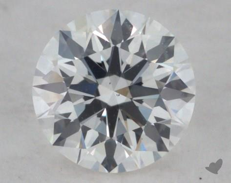 <b>0.30</b> Carat F-VS2 True Hearts<sup>TM</sup> Ideal Diamond