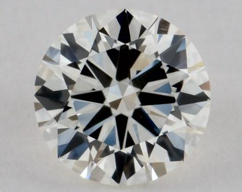 Round 0.25, color I, VS2  Excellent diamond