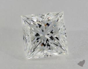 Princess 3.35, color G, VVS2  Very Good diamond