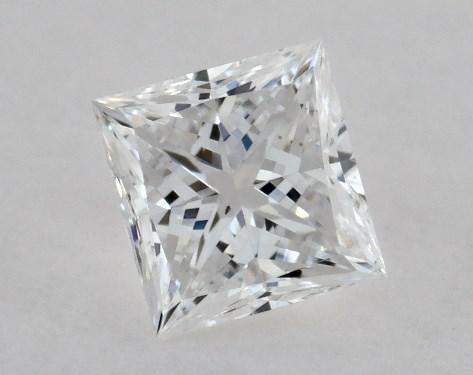 Princess 0.19, color D, VS2  Very Good diamond