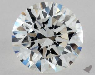 Round 0.91, color G, VVS2  Excellent diamond