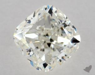 cushion modified0.74 Carat KVS2