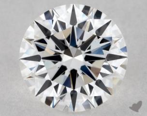 Round 0.91, color E, VS2  Excellent diamond