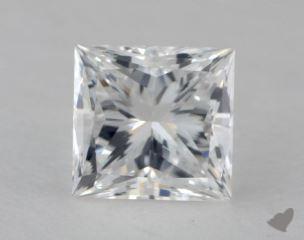 Princess 0.71, color D, VVS2  Very Good diamond