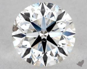 Round 0.91, color F, SI2  Very Good diamond