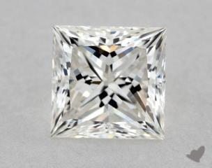 Princess 1.02, color H, VS2  Ideal diamond