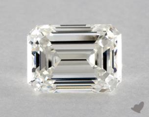 Emerald 1.12, color H, VS1  Good diamond