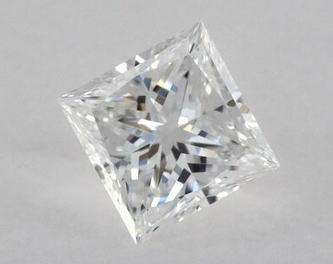 Princess 0.50, color D, VVS2  Very Good diamond