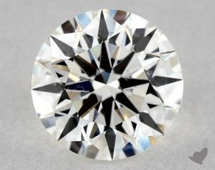 Round 1.13, color I, VS2  Ideal diamond