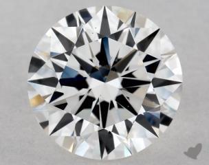 Round 1.19, color E, VS1  Excellent diamond