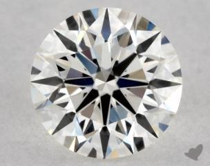 Round 0.46, color I, VVS1  Excellent diamond