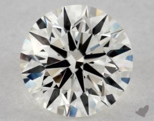 Round 0.80, color I, VVS1  Excellent diamond