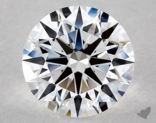 Round 3.04, color E, VVS1  Excellent diamond