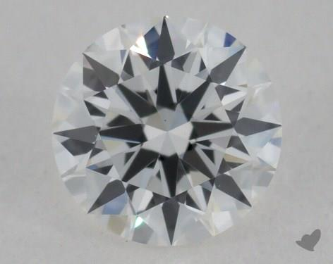 <b>0.30</b> Carat F-VVS2 Excellent Cut Round Diamond