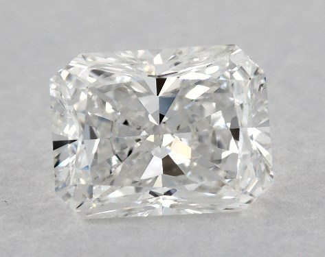 Radiant 0.58, color E, VS1  Very Good diamond