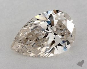 pear0.71 Carat KVS1