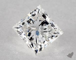 Princess 0.53, color F, I1  Very Good diamond
