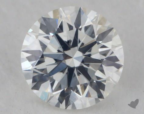 <b>0.33</b> Carat G-VS2 Excellent Cut Round Diamond