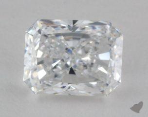 Radiant 2.02, color D, VS1  Very Good diamond