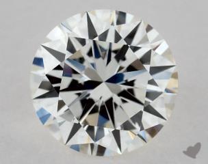 Round 0.94, color I, VS1  Excellent diamond